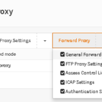 OPNsense – Transparent Caching Filtering Proxy with Virus Scanning