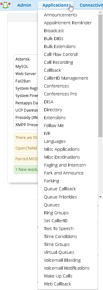 FreePBX – Setup Auto Attendant aka IVR and Record Audio – TCP Techs