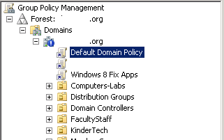 Sophos UTM – SSL Web Proxy Scanning Configuration and GPO